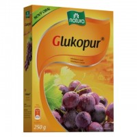 Zobrazit detail - Glukopur plv. 250g (krabičky) - hroznový cukr