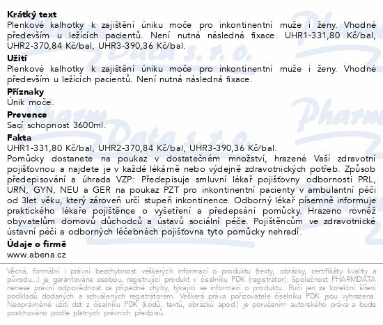 Informace o produktu Inkont.kalh. Abri Form Comfort L3. 20ks