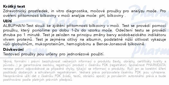 Informace o produktu DP AlbuPhan 50ks