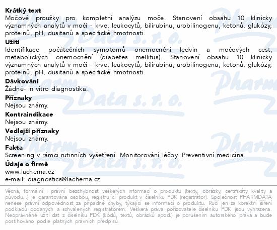 Informace o produktu DP DekaPHAN leuco 50ks