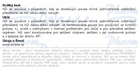 Informace o produktu Hůl berlová stavitelná LYRA