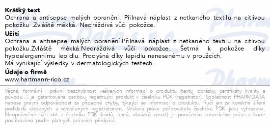 Informace o produktu Rychloobvaz COSMOS Jemná 6x10cm Sensitive 5ks