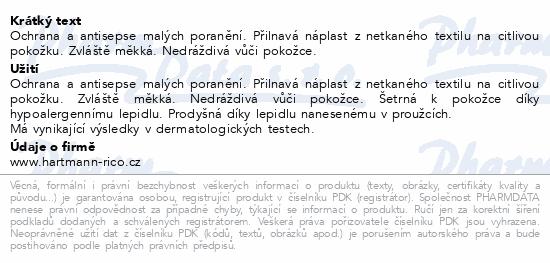 Informace o produktu Rychloobvaz COSMOS Jemná 20ks (Sensitive)