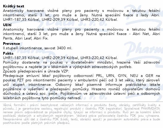 Informace o produktu Inkont.plena Abri San Premium 11. 16ks
