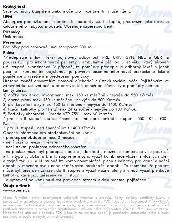 Informace o produktu Inkont.podl. Abri Soft Superdry 40x60cm. 60ks