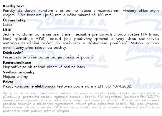 Informace o produktu Kondomy INSPIRACE vlhké ve fólii volně bal.144ks