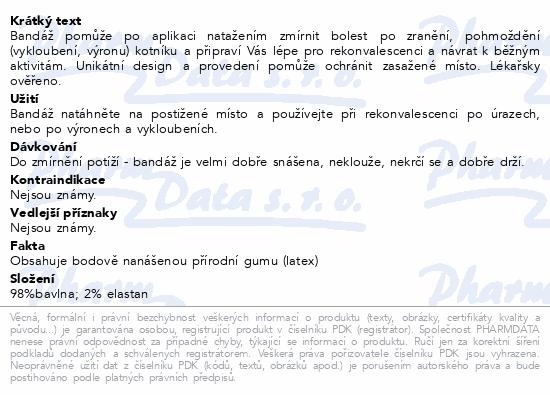 Informace o produktu SUPERBAND - bandáž kotníku M