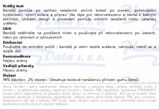 Informace o produktu SUPERBAND - bandáž kolene M