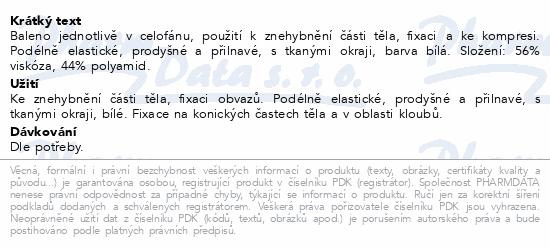 Informace o produktu Obin.elast.fix. Mollelast 4cm x 4m 1ks