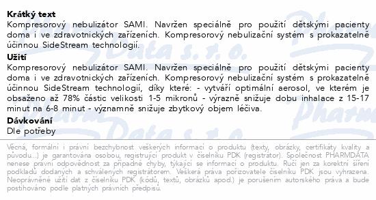 Informace o produktu PHILIPS Inhalátor InnoSpire Sami