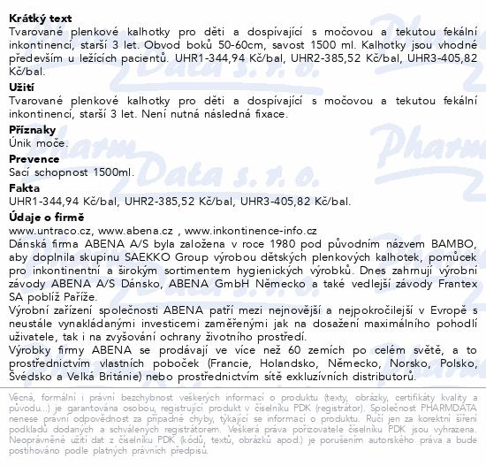Informace o produktu Inkont.kalh. Abri Form Premium Junior XS2. 32ks
