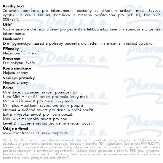 Informace o produktu iD Expert Light Maxi 28ks