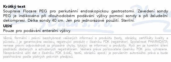 Informace o produktu Flocare PEG Set ENFIT CH 18 NOVÝ