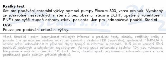 Informace o produktu Flocare 800 Pack Set NOVÝ