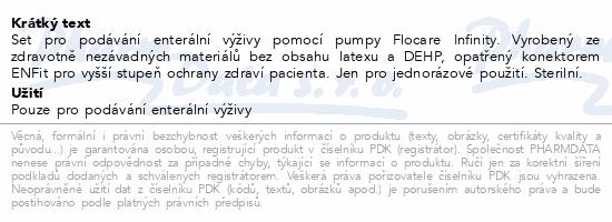 Informace o produktu Flocare Infinity Pack Set NOVÝ