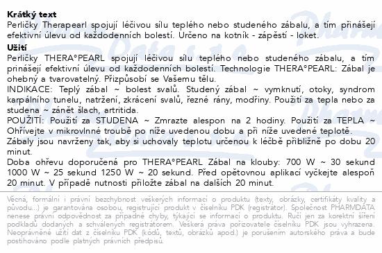 Informace o produktu TheraPearl Zábal na klouby