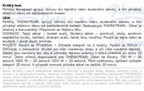 Informace o produktu TheraPearl Žabička