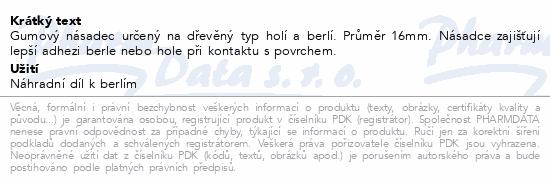 Informace o produktu Násadec na berle č.2 Steriwund