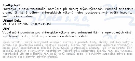 Informace o produktu ProveDye 5mg/ml 5x2ml
