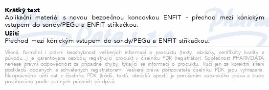 Informace o produktu Freka Cone Adapter ENFIT