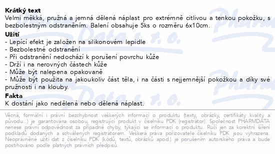 Informace o produktu Rychloobvaz COSMOS Ultra jemná 6x10cm 5ks