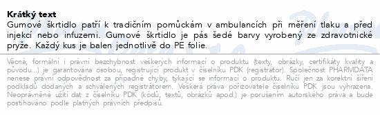 Informace o produktu Obin. škrtící Esmarch 60x1250mm