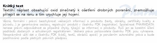 Informace o produktu Rychloobvaz Mediplast 6cmx1m textil.1ks 1463