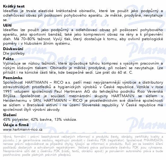 Informace o produktu Obin. pruž.Idealflex 10cmx5m 9312917