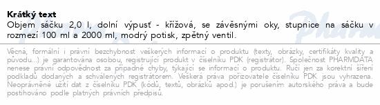 Informace o produktu Sáček urinální SU 20 V2/616702