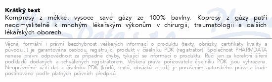Informace o produktu Gáza kompr.nester.10x10cm/100ks CJZ