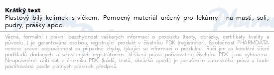 Informace o produktu Kelímek s víčkem 1000ml PSH Č+N