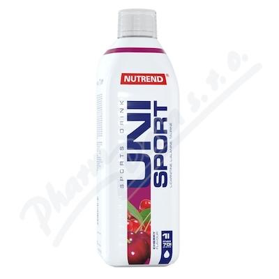 Zobrazit detail - NUTREND Unisport cherry 1000ml