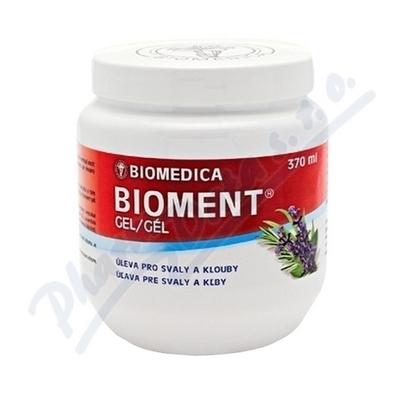 Zobrazit detail - Bioment masážní gel 370ml