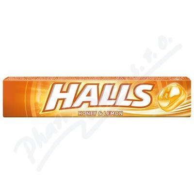 Zobrazit detail - HALLS Honey Lemon 33. 5g