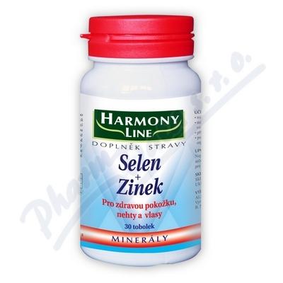 Harmony Line-Selen+Zinek tob.30
