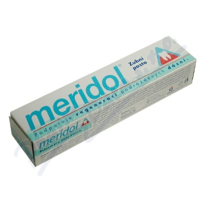 Zobrazit detail - MERIDOL zubní pasta 75ml