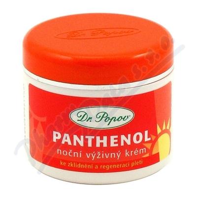 Zobrazit detail - Dr. Popov Panthenol noční výživný krém 50ml