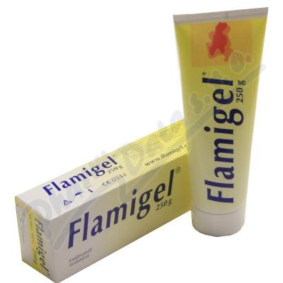 Zobrazit detail - Flamigel 250ml hydrokoloid. gel na hojení ran