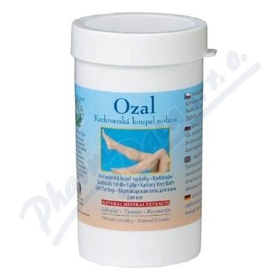 Zobrazit detail - Ozal karlovarsk� koupel. s�l na nohy 200g