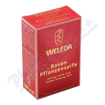Zobrazit detail - WELEDA Růžové rostlinné mýdlo 100g