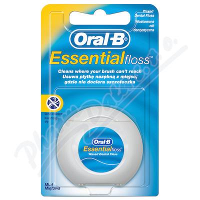 Zobrazit detail - Oral-B dent. nit EssentialFloss Mint Wax 50m