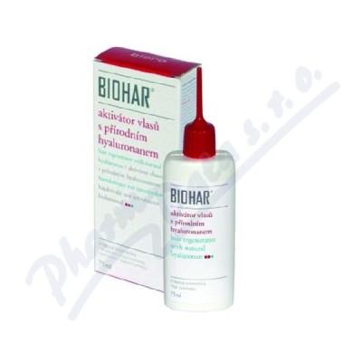 Zobrazit detail - BIOHAR vlasové prorůstové sérum 75ml