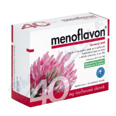 Zobrazit detail - Menoflavon tob. 60 pro ženy