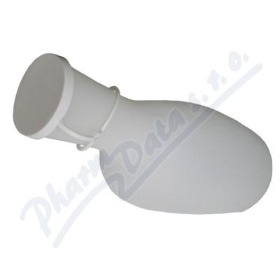 Zobrazit detail - Nádoba na moč mužská plastová s odměrkou 1000ml