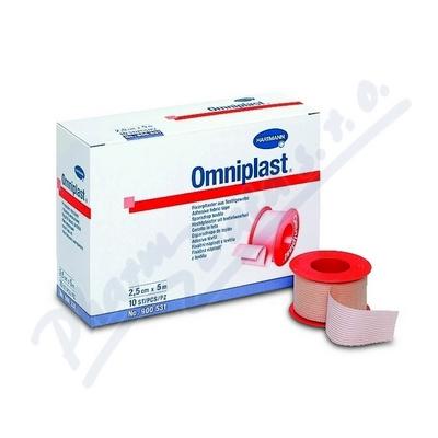 N�plast Omniplast textiln� 1.25cmx5m 1ks