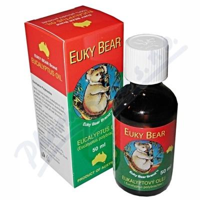 Zobrazit detail - Euky Bear eukalyptový olej 50ml