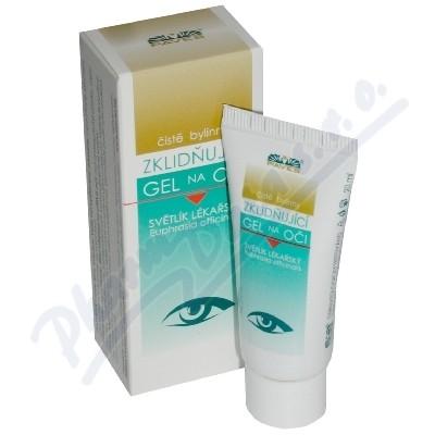 Zobrazit detail - Zklidňující gel na oči-tuba 20ml PAVES