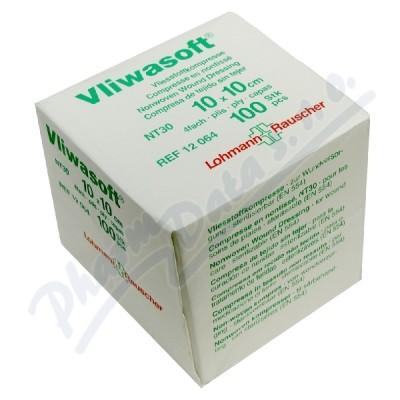 Komprese Vliwasoft nest.10x10cm/4v 100ks