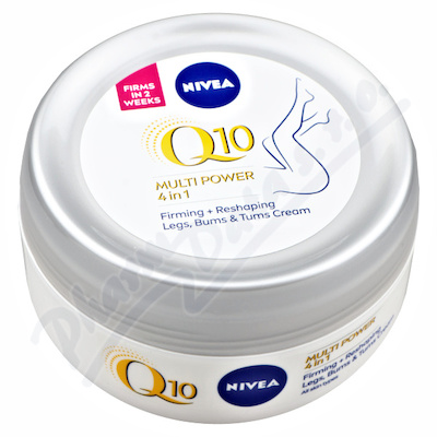 NIVEA Body zpev.těl.krém Q 10Plus 300ml 81892