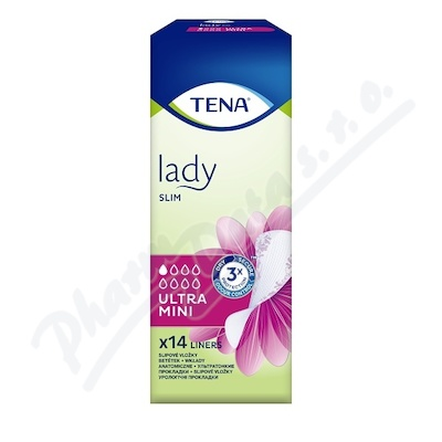 TENA Lady Slim Ultra Mini ink.vložky 14ks 757051